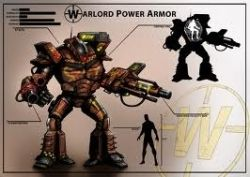 Warlord concept art, courtesy of Champions-online.com