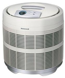 Honeywell 50250-S 99.97% Pure HEPA Round Air Purifier