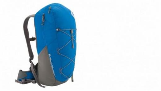 Black Diamond Backpack