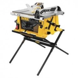 The DWE7490X Portable Jobsite Saw By DeWalt & Why I Recommend Freud Saw Blades As Well
