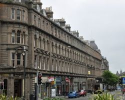 Architecture - A Dundee Street