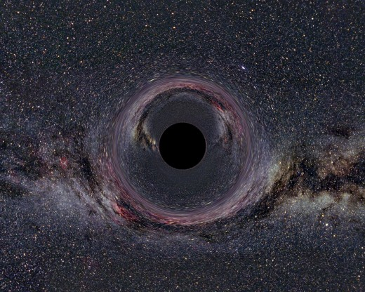 Black hole massive