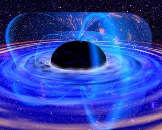 Le premier trou noir de masse intermédiaire détecté