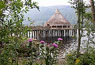 The Scottish Crannog Centre Loch Tay