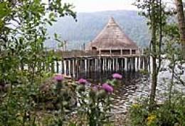 The Scottish Crannog Centre Loch Tay