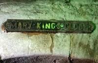 mary kings close edinburgh