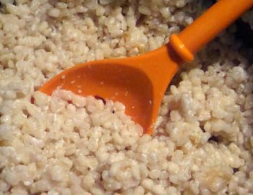 Barley Porridge ready to Eat