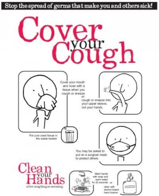 Cover Your Cough - Health Care Settings