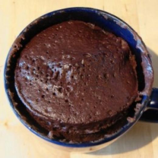 Chocolate Mug Cake