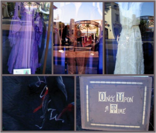 Once Upon a Time Costumes (c) 2012 Kirsti A. Dyer
