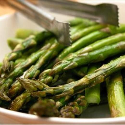 Roasted Asparagus by Candyb