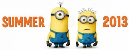 Image from Despicable Me Facebook