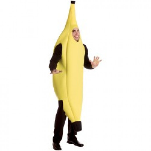 Be The Top Banana This Halloween In This Funny Costume