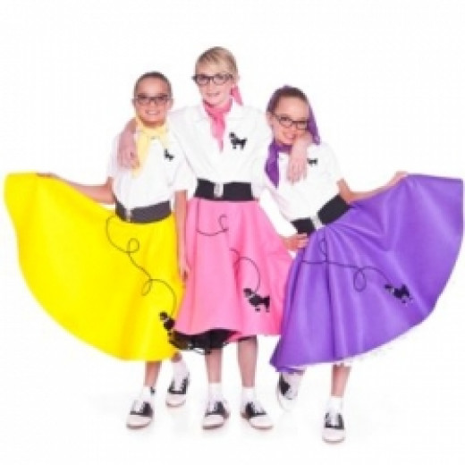 Poodle Skirts for Everyone