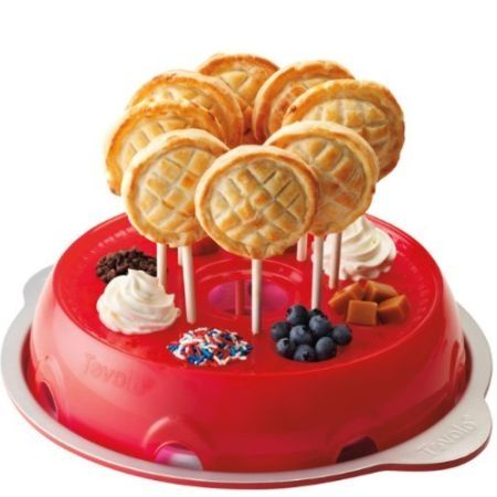 Tovolo Pie Pops display lid available on Amazon