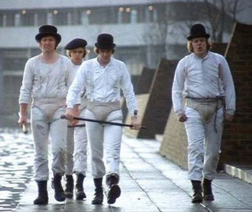 Clockwork Orange Halloween Costume Ideas