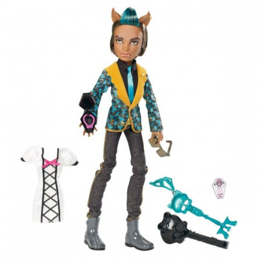 Hello To Monster High's Clawd Wolf Doll!  photo credit: Amazon