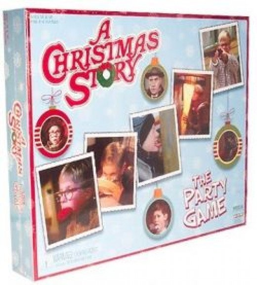 The Christmas Story Board Game Comes From The Classic Movie Of The Same Name.