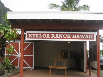 Kualoa Ranch Station
