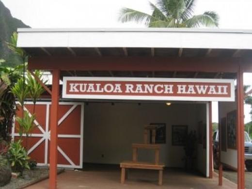 Kualoa Ranch Station