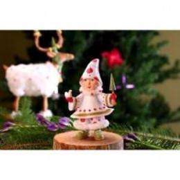 Patience Brewster Krinkles Blitzen's Tree Elf Ornament.