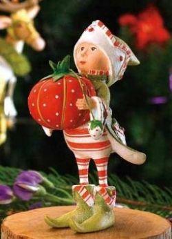 Patience Brewster Brings Us Prancer's Tailor Elf