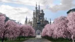 Alice in Wonderland (White Queen Castle)