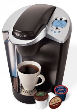 Amazing coffee with the Keurig K65 Gourmet Coffee maker