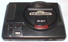 The Sega Genesis.  (image from: www.geocities.com)