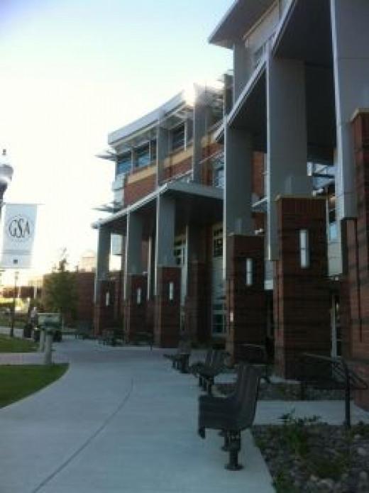 getting around campus