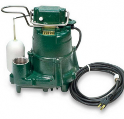 Buy Zoeller 98-0001 Submersible Sump/Effluent Pump Here