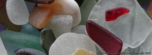 Rare Sea Glass