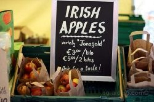 Irish Apples