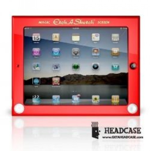 Etch a Sketch Hardcase for ipad