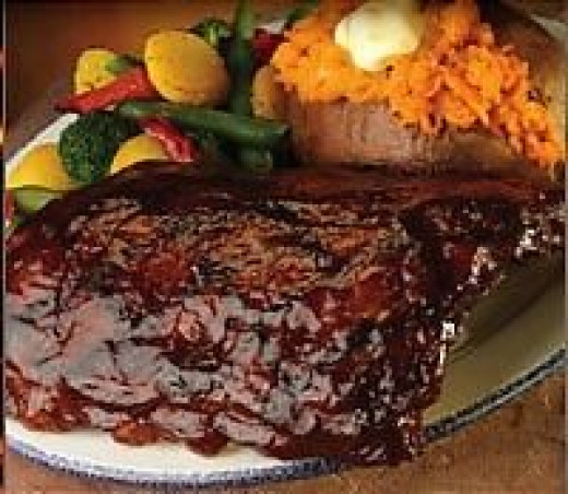 Sunset Grille Ribs