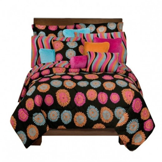 Flower Fantasy Bedding