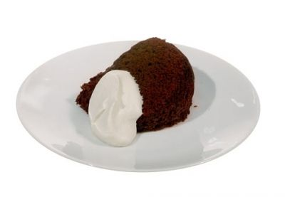 Guinness Cake with Guinness Whipped Cream