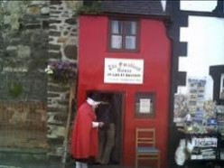 Smallest House Attraction Conwy Quay