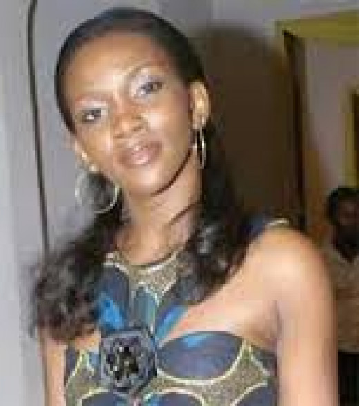 Popular Nollywood Actress, Genevieve Nnaji