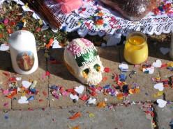 El Día de los Muertos - Mexican Day of the Dead