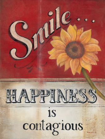 Smile is happiness