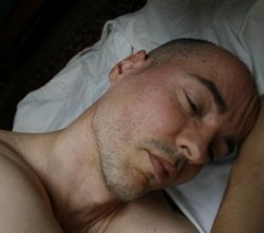 Man Sleeping (credit: MorgueFile.com)