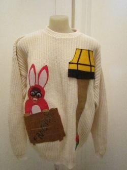 A Christmas Story Sweater (click to view product page)