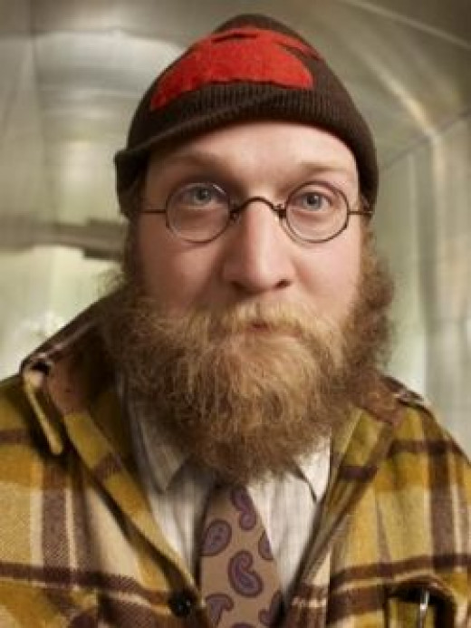 Photo of Pendleton Ward (source: The Adventure Time Wiki)