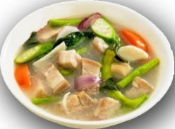 "How to make ""delicious"" Sinigang na Baboy!"