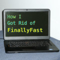 How to Delete FinallyFast Software