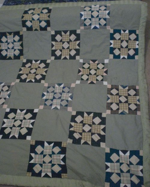 Bear's Claw Quilt