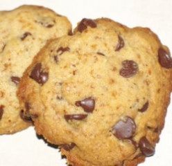 Scrumptuous Gluten-free Chocolate Chip Cookies