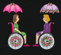 July is Wheelchair Beautification Month - Some Smart & Fun Designs