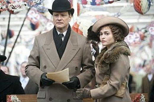filming colin and helena
